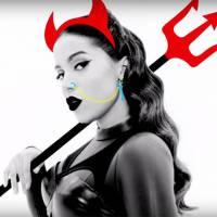"""Anitta lança lyric video do hit """"Sim"""", parceria com a Cone Crew, com direito a tweet dos fãs!"""