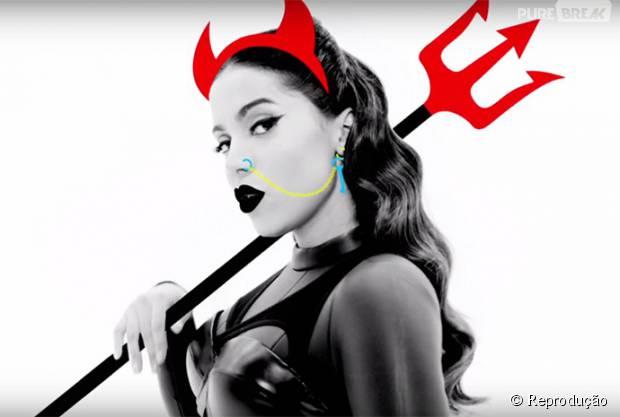 """Anitta lança lyric video da música """"Sim"""""""