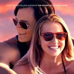"""Nova adaptação de Nicholas Sparks (""""Diário de Uma Paixão"""") ganha mais um cartaz fofíssimo!"""