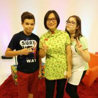 """Do """"MasterChef Júnior"""": Jiang Pu fala sobre trabalhar com crianças e se pensa em ser mãe!"""