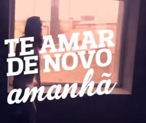"""Sophia Abrahão no lyric video da música """"Bom Dia"""""""