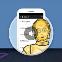 """Waze com voz de robô do """"Star Wars""""? Depois da Google, aplicativo também faz homenagem ao filme!"""
