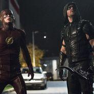"""Em """"Arrow"""" e """"The Flash"""": crossover leva Barry e Oliver a combater o grande vilão Vandal Savage!"""
