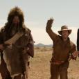 """Além de Taylor Lautner, outros três atores de """"The Ridiculous 6"""" virão ao Brasil: Adam Sandler,Terry CrewseJorge García"""