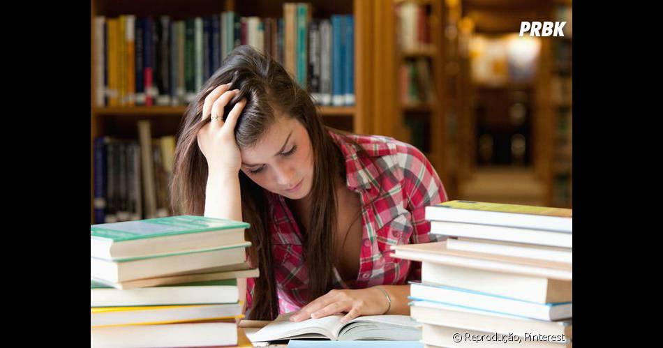 Nas férias você não precisa ficar horas estudando...