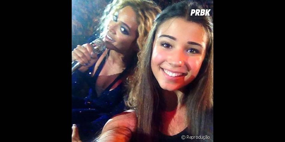 US$ 1 por uma selfie com a Beyonce? Isso sim é um bom negócio!