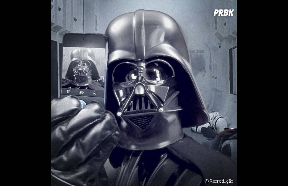 Até Darth Vader está devendo, mas duvidamos que ele vá pagar