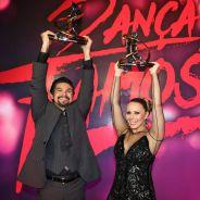 """Na """"Dança dos Famosos"""": com Paolla Oliveira e Rodrigo Simas, relembre todos os vencedores do quadro!"""