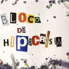 """Bloco da Hipocrisia: Marchinha de Carnaval desmascara """"Anti-BBBs"""""""