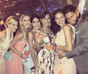 Veja os famosos curtindo o casamento de Sophie Charlotte e Daniel de Oliveira!