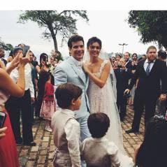Sophie Charlotte se casa e Bruna Marquezine, ao lado de outros famosos, registram tudo nas redes!