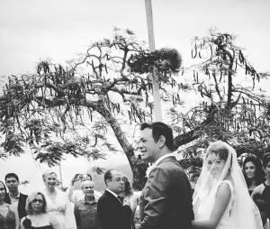 Casamento de Sophie Charlotte e Daniel de Oliveira é registrado pelas lentes dos convidados famosos