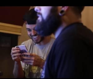 MC Guime mostra produção do novo CD em vídeo do Youtube
