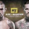 """No """"UFC 194"""": luta histórica entre Aldo e McGregor promete muitas emoções!"""