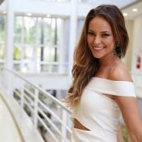 """Paolla Oliveira, de """"Além do Tempo"""", revela o que deseja para o final de Melissa na trama!"""