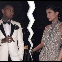 Kylie Jenner ignora Tyga após descobrir traição do rapper por redes sociais, segundo revista