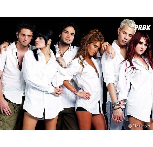 Dulce Maria, Anahi, Alfonso e RBD afastado dos palcos há dez anos: veja os 10 maiores hits da banda!