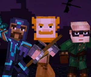 """O fim do Wither Storm em """"Minecraft: Story Mode - Episode 4"""""""