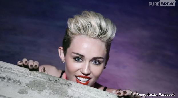 """Miley Cyrus comenta que Madonna é inspiração para a """"Bangerz World Tour"""""""
