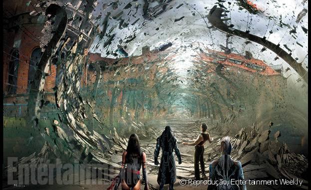 """X-Men: Apocalipse"" ganha nova arte conceitual"
