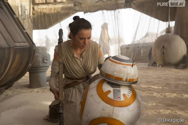 """""""Star Wars VII: O Despertar da Força"""" continua como o filme mais assistido nos Estados Unidos"""