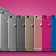 Apple pode lançar iPhone 6C azul e rosa pink e primeiras imagens circulam na internet!
