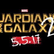"""Filme """"Guardiões da Galáxia 2"""" será rodado com mesmo tipo de câmera especial usado em """"Prometheus"""""""