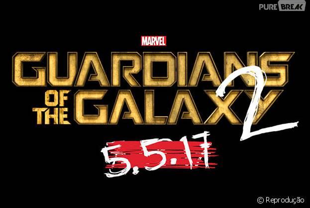 """O diretor James Gunn está sempre revelando mais detalhes sobre """"Guardiões da Galáxia 2"""""""