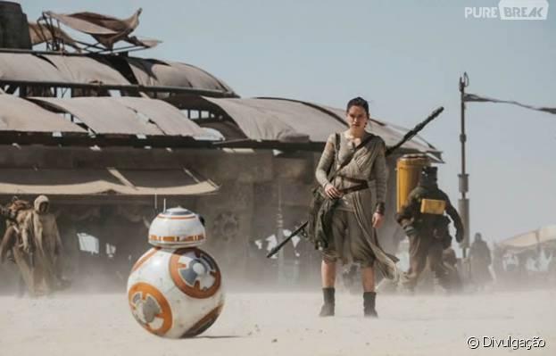 """""""Star Wars VII: O Despertar da Força"""" já é a maior bilheteria dos EUA de todos os tempos"""