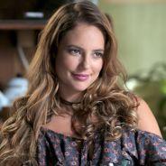 """Final """"Além do Tempo"""": Melissa (Paolla Oliveira) ameaça matar Lívia, que pode ser sua irmã!"""