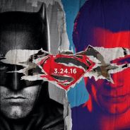 "De ""Batman Vs Superman"": novo cartaz coloca Ben Affleck e Henry Cavill lado a lado!"
