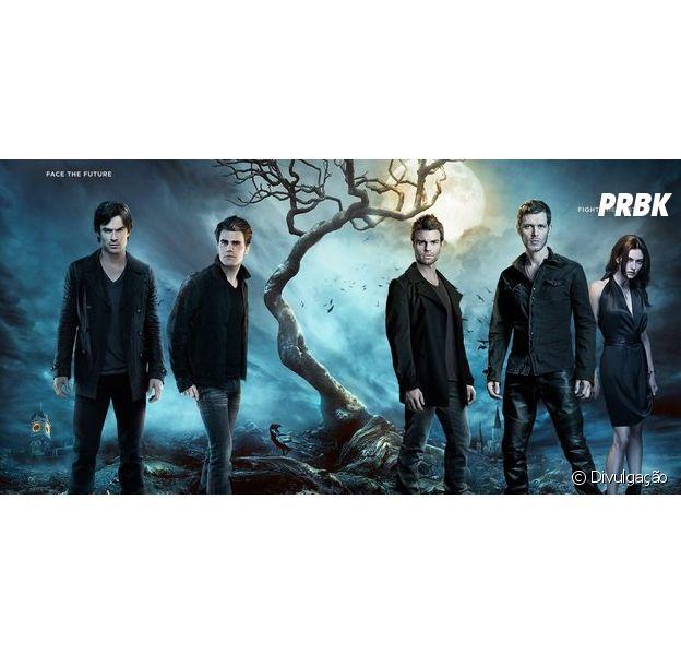 """Em """"The Vampire Diaries"""" e """"The Originals"""": crossover entre as séries está prestes a acontecer, segundo produtor"""