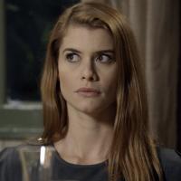 """Novela """"Além do Tempo"""": Lívia (Alinne Moraes) impede planos de Melissa contra Felipe!"""