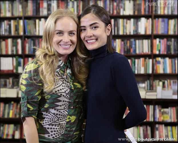 """Maria Casadevall é a convidada especial do programa """"Estrelas"""" do próximo Sábado (5), e abriu o jogo sobre seus relacionamentos"""