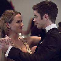 "Em ""The Flash"": na 2ª temporada, Barry (Grant Gustin) e Patty em clima de romance!"