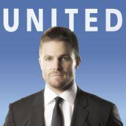 """Em """"Arrow"""": na 4ª temporada, Oliver Queen para prefeito? Pôster promove candidatura do herói!"""