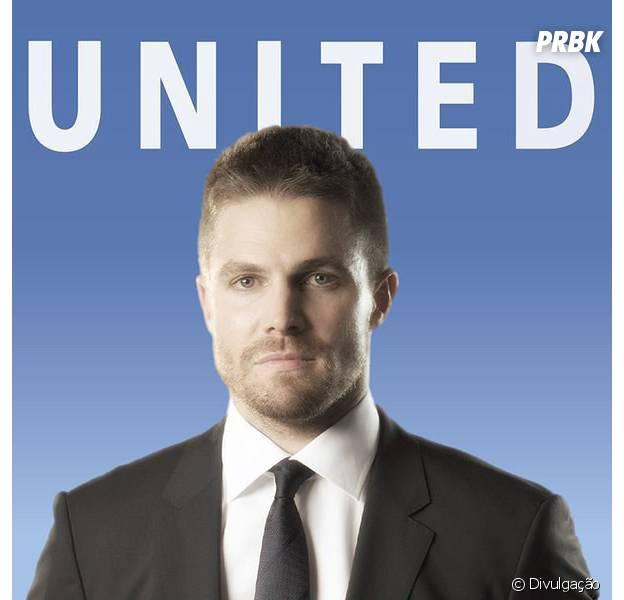 """Em """"Arrow"""", Oliver (Stephen Amell) concorre à prefeitura no retorno!"""
