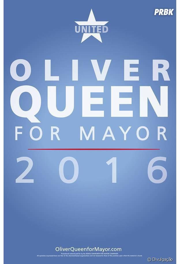 """Em """"Arrow"""": na 4ª temporada, Oliver (Stephen Amell) pode ser prefeito de Star City!"""
