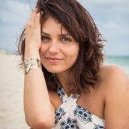 """Monica Iozzi, do """"Vídeo Show"""", vai continuar na bancada do programa até o carnaval!"""