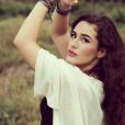 """Lívian Aragão, de """"Malhação"""", diz não se preocupar com boa forma"""