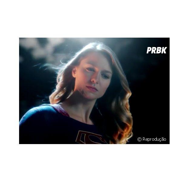"""Em """"Supergirl"""": versão Bizarro de Kara (Melissa Benoist) aparece pela primeira vez!"""