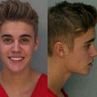 Justin Bieber todo sorridente: Veja a primeira foto do cantor preso!