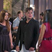"Novela ""Totalmente Demais"": Eliza (Marina Ruy Barbosa) e Arthur jantam juntos e Carolina surta"