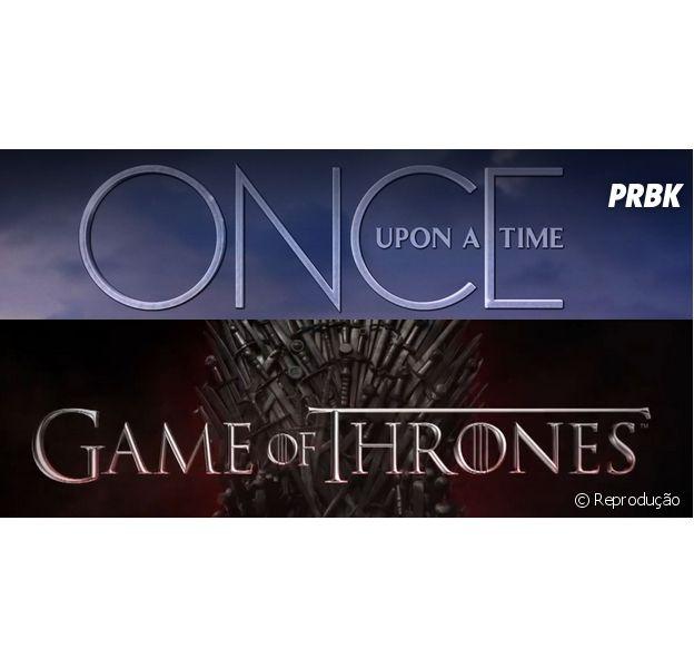"""De """"Once Upon a Time"""" a """"Game of Thrones"""", conheça as séries que estrearam há cinco anos!"""