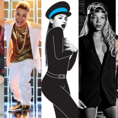 Biel, MC Gui, Anitta, Ludmilla, Fly e Zé Felipe disputam categoria no Kids' Choice Awards 2016
