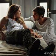 """Em """"Além do Horizonte"""": Marlon fica feliz por Lili não ter ido para """"a máquina""""!"""