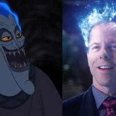 """De """"Once Upon a Time"""": na 5ª temporada, veja o visual do vilão Hades (Greg Germann) de """"Hércules"""""""