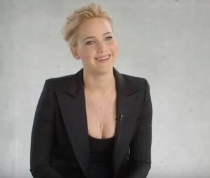 Jennifer Lawrence concede entrevista a Vanity Fair