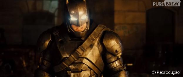 """""""Batman Vs Superman: A Origem da Justiça"""" ganha o seu último trailer antes do lançamento do filme"""