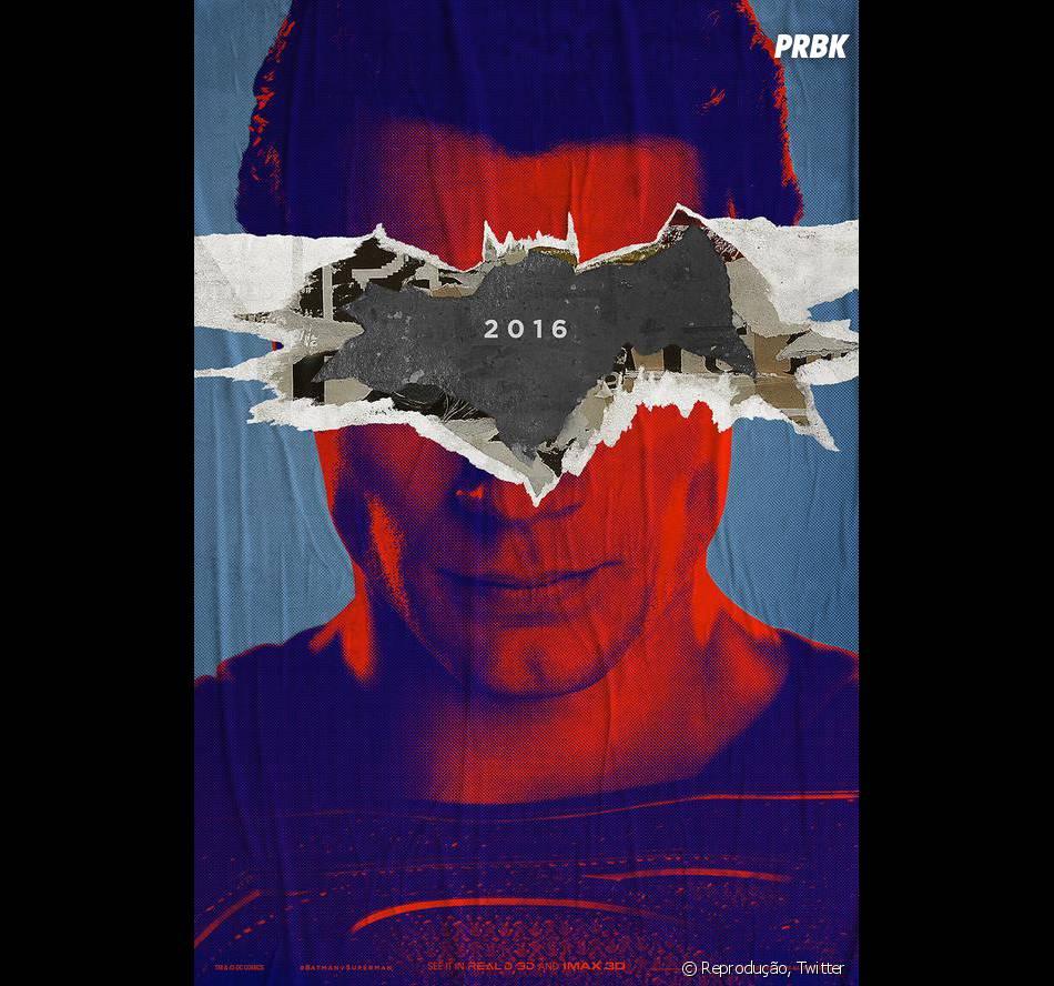 """""""Batman V Superman: A Origem da Justiça"""" tem estreia agendada para 24 de março de 2016"""